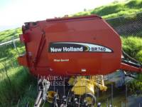 Equipment photo FORD / NEW HOLLAND EMPACADORA 其他农用设备 1