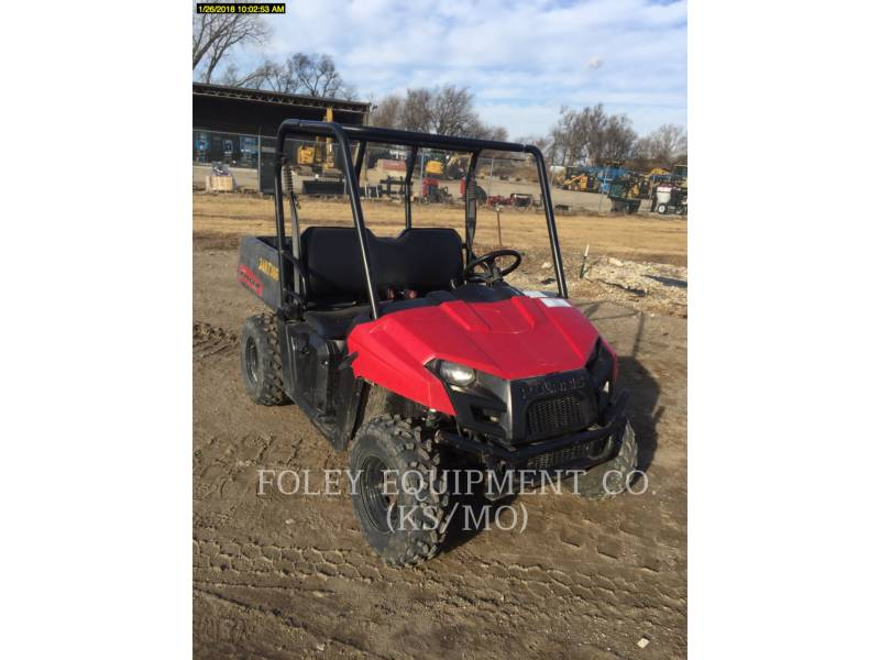 POLARIS INNE RANGER4X4 equipment  photo 1