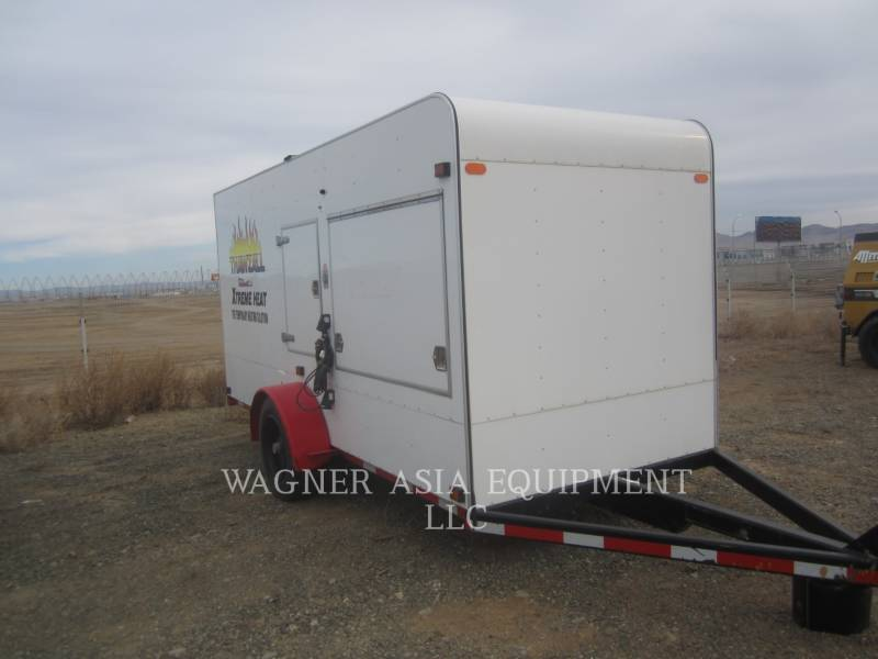GROUND HEATERS INC HVAC: HEATING, VENTILATION, AND AIR CONDITIONING THAWZALL XH850 equipment  photo 3