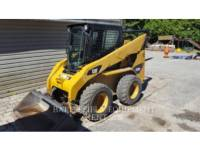 CATERPILLAR PALE COMPATTE SKID STEER 252B2 equipment  photo 1
