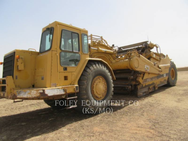 CATERPILLAR WHEEL TRACTOR SCRAPERS 633E equipment  photo 1