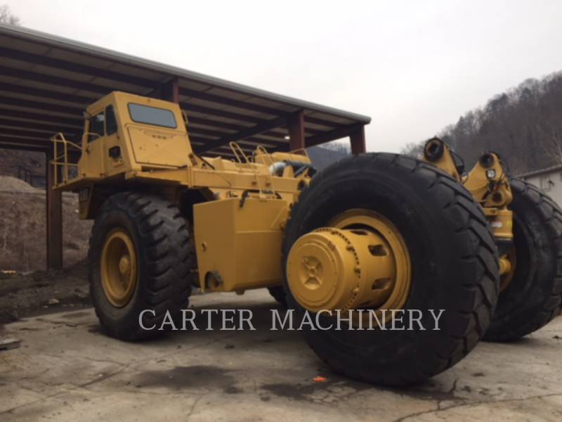 Caterpillar CAMION MINIER PENTRU TEREN DIFICIL 785B REBLD equipment  photo 3