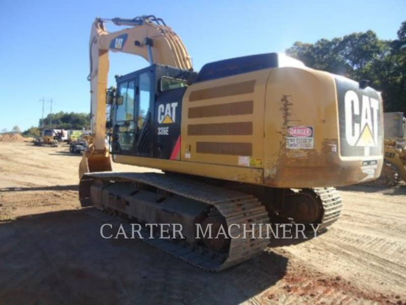 CATERPILLAR EXCAVADORAS DE CADENAS 336EL equipment  photo 2
