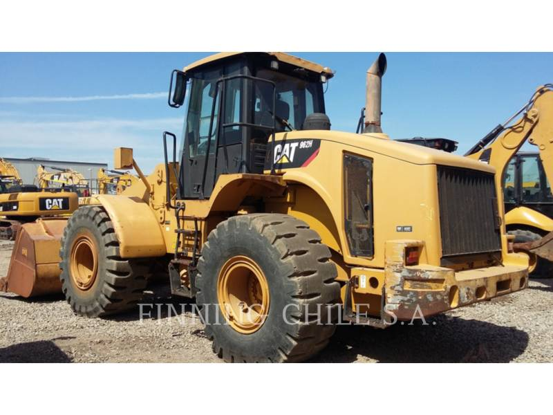 CATERPILLAR WHEEL LOADERS/INTEGRATED TOOLCARRIERS 962H BR equipment  photo 3