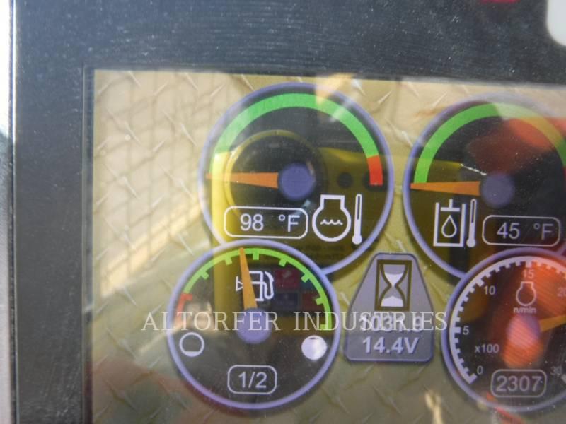 CATERPILLAR 多地形装载机 299D equipment  photo 7