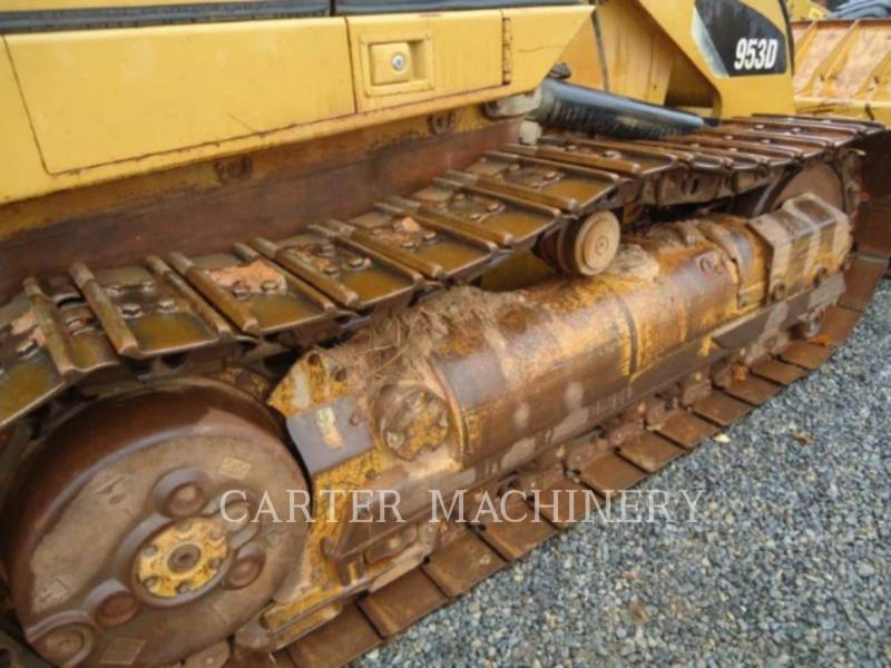 CATERPILLAR CARGADORES DE CADENAS 953D ACGP equipment  photo 11
