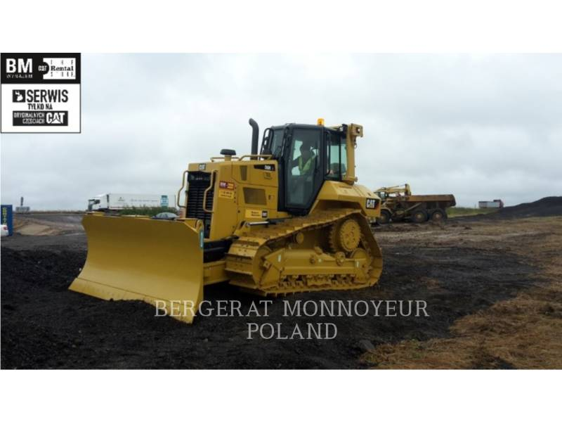 CATERPILLAR CIĄGNIKI GĄSIENICOWE D 6 N XL equipment  photo 1
