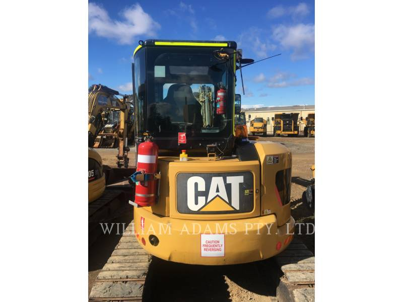 CATERPILLAR KETTEN-HYDRAULIKBAGGER 305DCR equipment  photo 4