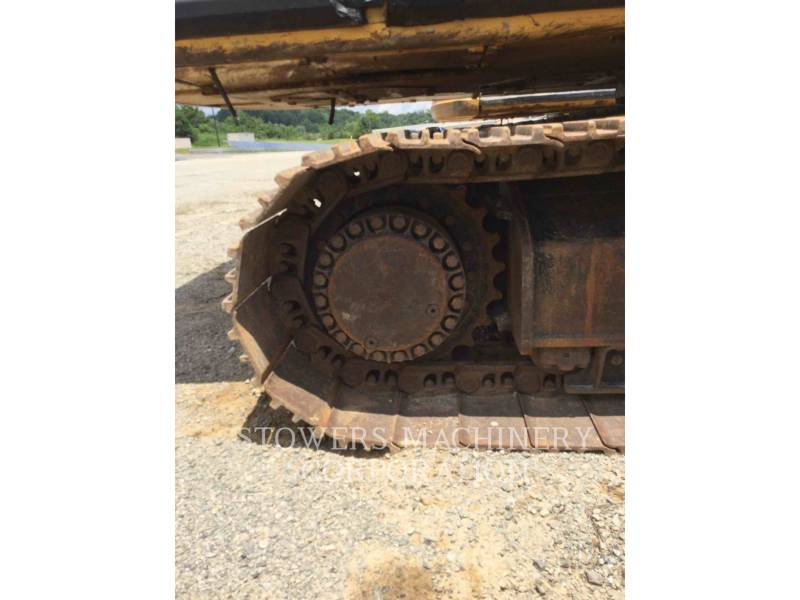 CATERPILLAR TRACK EXCAVATORS 330DL equipment  photo 9