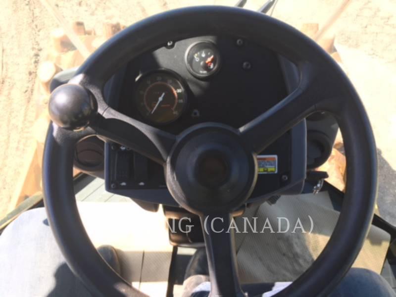 CATERPILLAR COMPATTATORE A SINGOLO TAMBURO VIBRANTE LISCIO CS44 equipment  photo 6