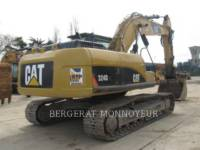 CATERPILLAR KOPARKI GĄSIENICOWE 324D equipment  photo 3
