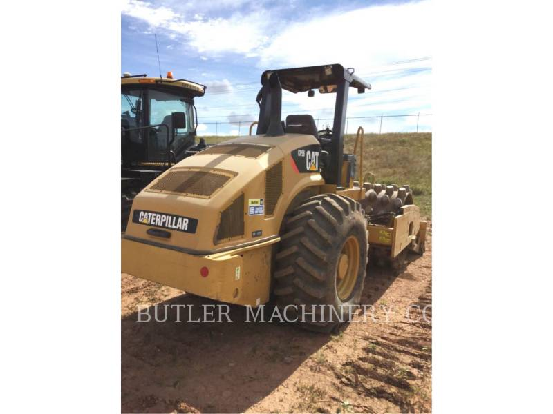 CATERPILLAR HERRAMIENTA: COMPACTADOR CP56 equipment  photo 4