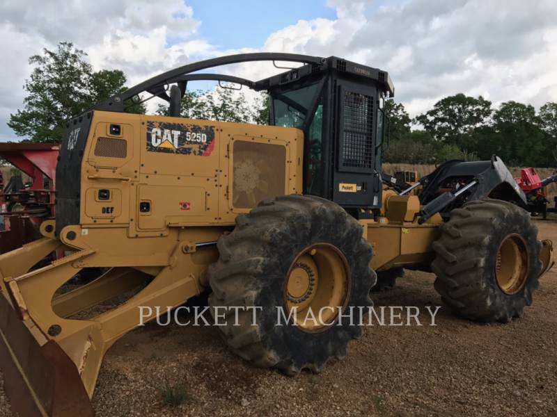 CATERPILLAR SILVICULTURA - TRATOR FLORESTAL 525D SF30N equipment  photo 1