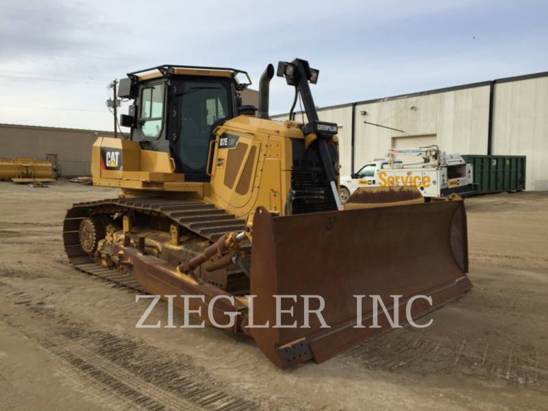 CATERPILLAR 鉱業用ブルドーザ D7ELGP equipment  photo 1