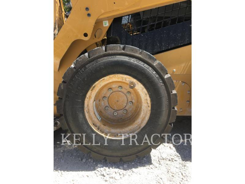 CATERPILLAR SCHRANKLADERS 242 D equipment  photo 13