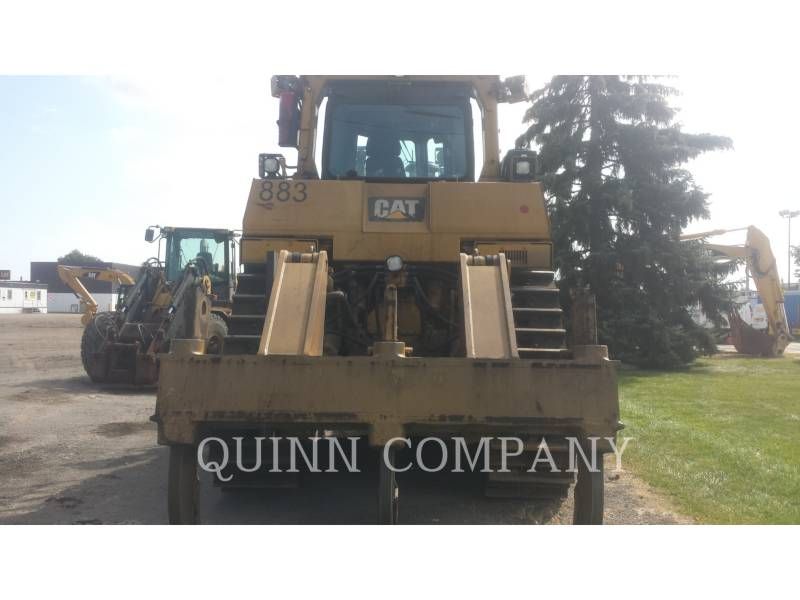 CATERPILLAR KETTENDOZER D9T equipment  photo 7