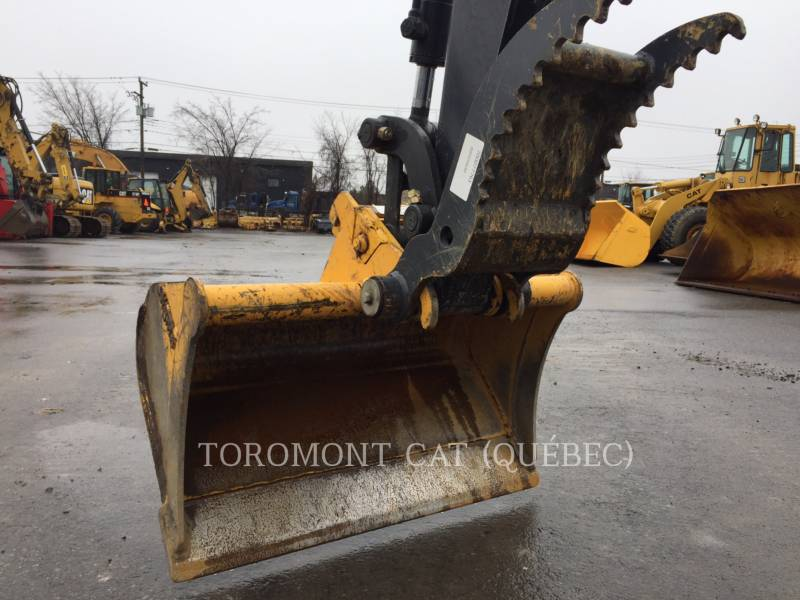 JOHN DEERE EXCAVADORAS DE CADENAS 35G equipment  photo 6