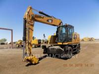 Equipment photo CATERPILLAR M320F 轮式挖掘机 1