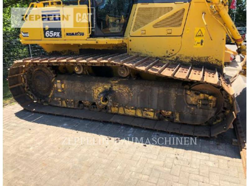 KOMATSU LTD. KETTENDOZER D65PX-17 equipment  photo 23