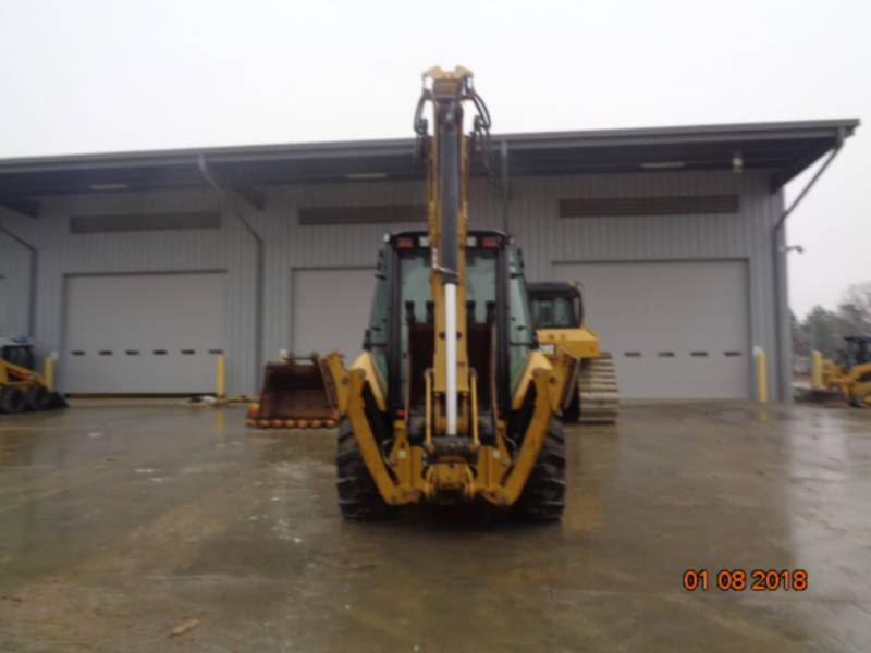 CATERPILLAR バックホーローダ 420FST equipment  photo 24