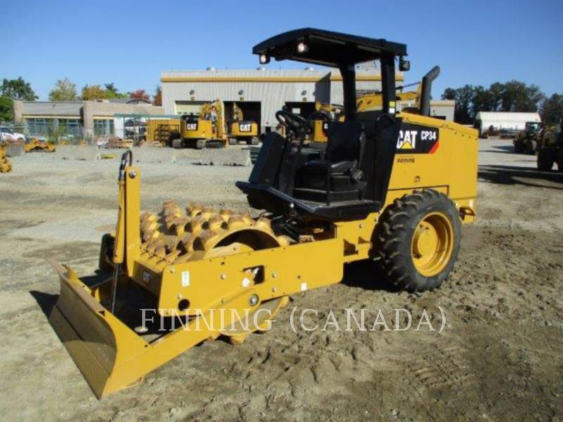 CATERPILLAR COMPACTORS CP34 equipment  photo 1