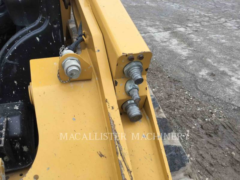 CATERPILLAR CARGADORES MULTITERRENO 279D equipment  photo 17