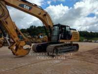 Equipment photo CATERPILLAR 336FXE トラック油圧ショベル 1