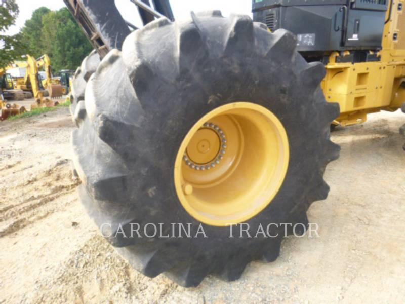 CATERPILLAR SILVICULTURA - TRATOR FLORESTAL 545D equipment  photo 7
