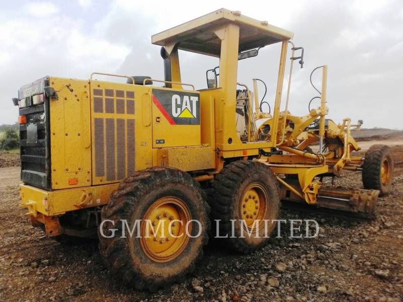 CATERPILLAR MOTORGRADER MIJNBOUW 120K2 equipment  photo 5