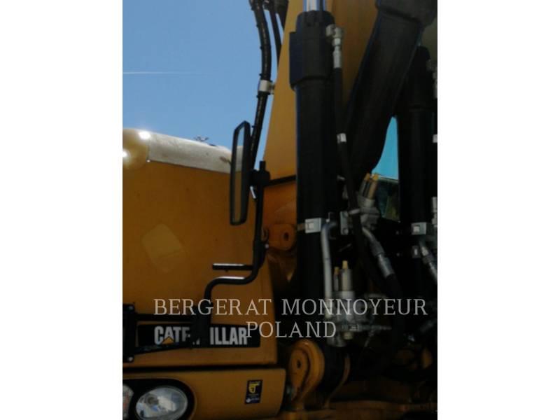 CATERPILLAR WHEEL EXCAVATORS M318D equipment  photo 1