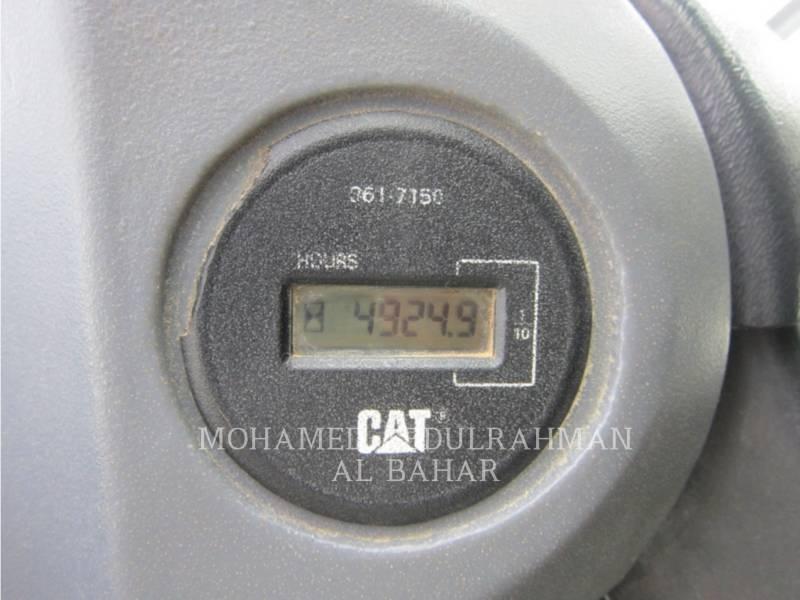 CATERPILLAR COMPATTATORE A SINGOLO TAMBURO VIBRANTE LISCIO CS-533E equipment  photo 10