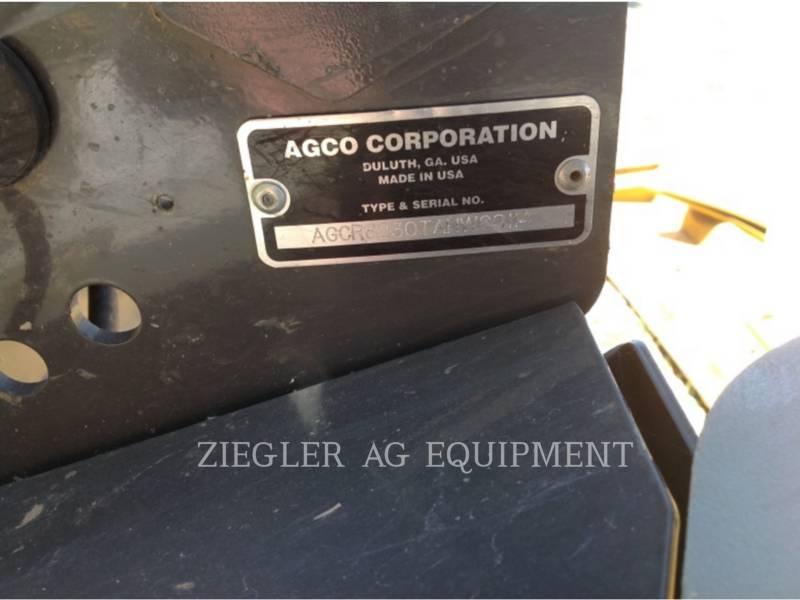 GLEANER HEADERS 8200-30 equipment  photo 7