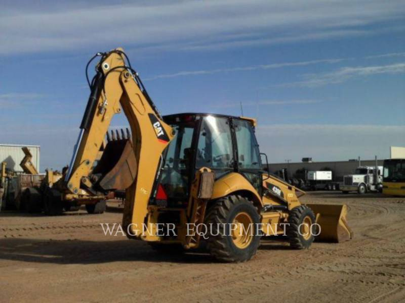 CATERPILLAR BAGGERLADER 430E 4WD equipment  photo 5
