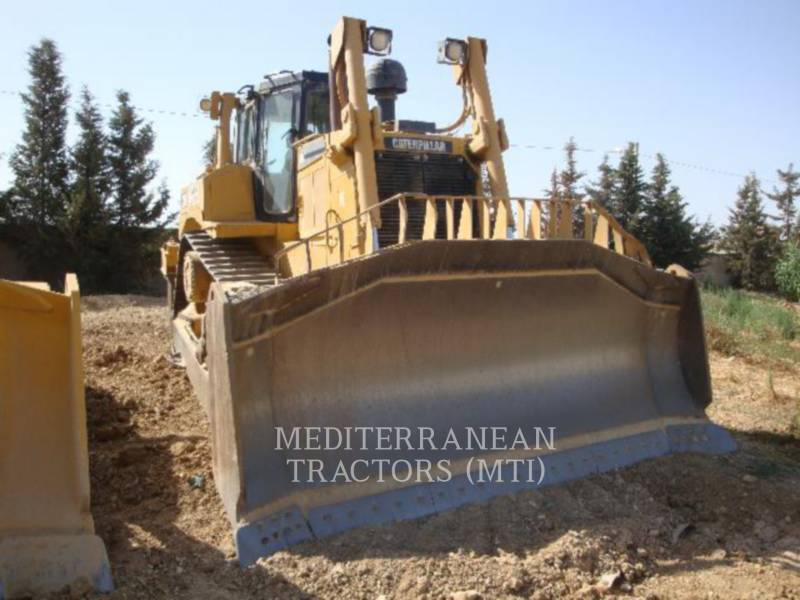 CATERPILLAR TRACTORES DE CADENAS D8RLRC equipment  photo 2