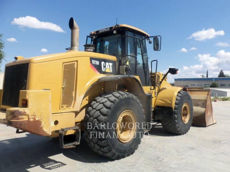 CATERPILLAR 鉱業用ホイール・ローダ 972H equipment  photo 3