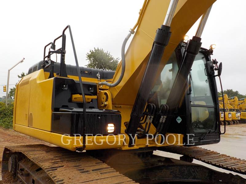 CATERPILLAR KETTEN-HYDRAULIKBAGGER 329E L equipment  photo 5