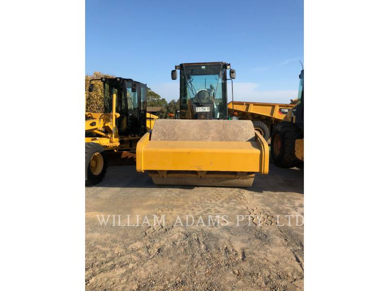 CATERPILLAR COMPACTEURS MIXTES CS663 equipment  photo 3