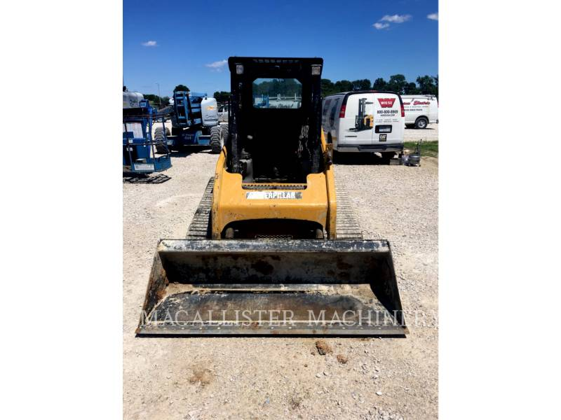 CATERPILLAR CHARGEURS TOUT TERRAIN 247B equipment  photo 3