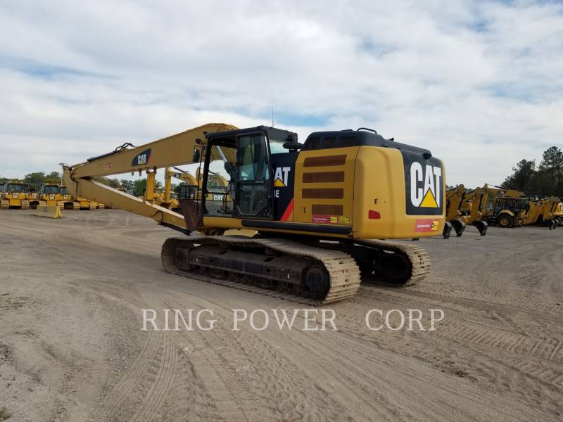 CATERPILLAR TRACK EXCAVATORS 324ELLONG equipment  photo 2