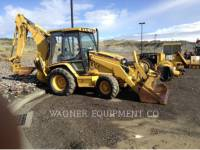 CATERPILLAR CHARGEUSES-PELLETEUSES 426C 4WD equipment  photo 4