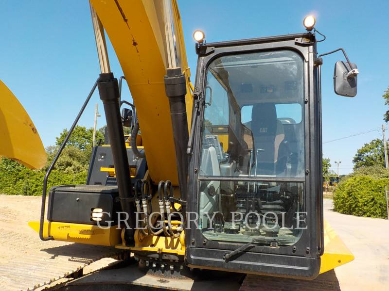 CATERPILLAR ESCAVADEIRAS 320E L equipment  photo 3