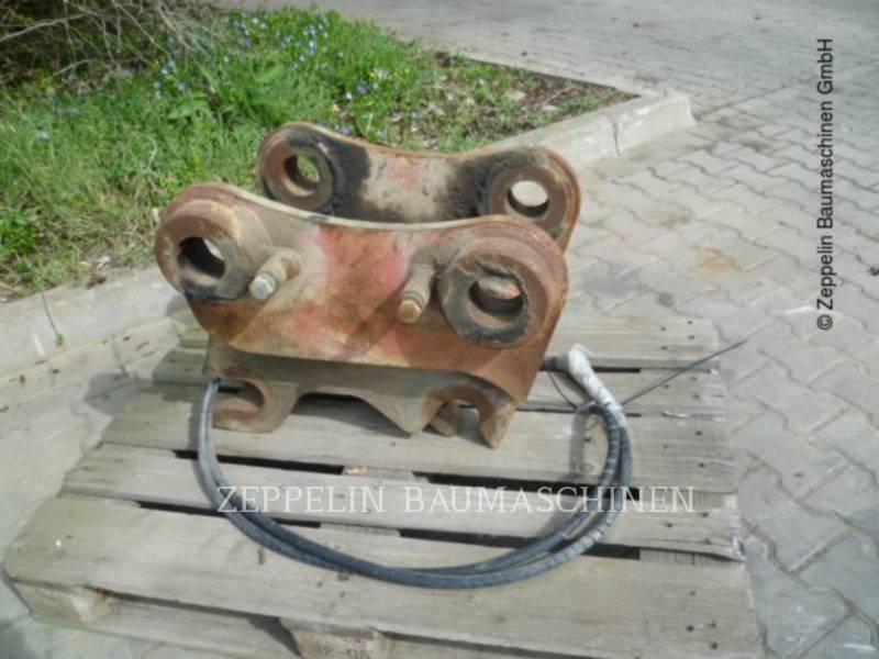 NADO NARZ. ROB. - NARZĘDZIE ROBOCZE KOPARKO-ŁADOWARKI Schnellwechsler hydr equipment  photo 2