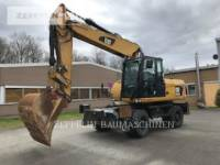CATERPILLAR EXCAVADORAS DE RUEDAS M318D equipment  photo 3