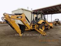 CATERPILLAR BAGGERLADER 420F2 HRC equipment  photo 2