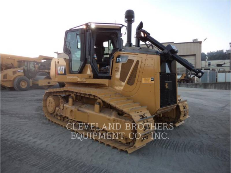 CATERPILLAR CIĄGNIKI GĄSIENICOWE D7E LGP equipment  photo 2