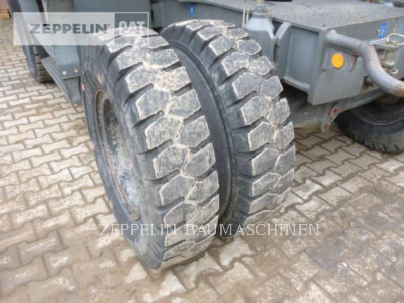 LIEBHERR WHEEL EXCAVATORS A904CLIT equipment  photo 6