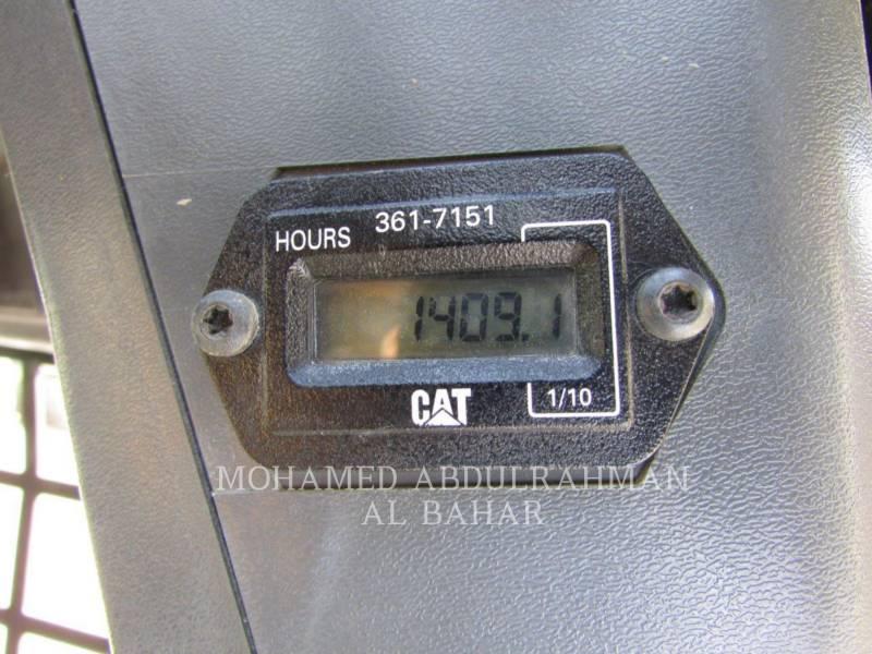 CATERPILLAR MINICARGADORAS 216B3LRC equipment  photo 11