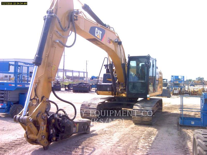 CATERPILLAR EXCAVADORAS DE CADENAS 320EL9 equipment  photo 2