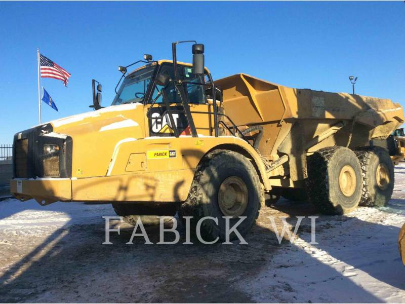 CATERPILLAR WOZIDŁA TECHNOLOGICZNE 740B4 equipment  photo 2