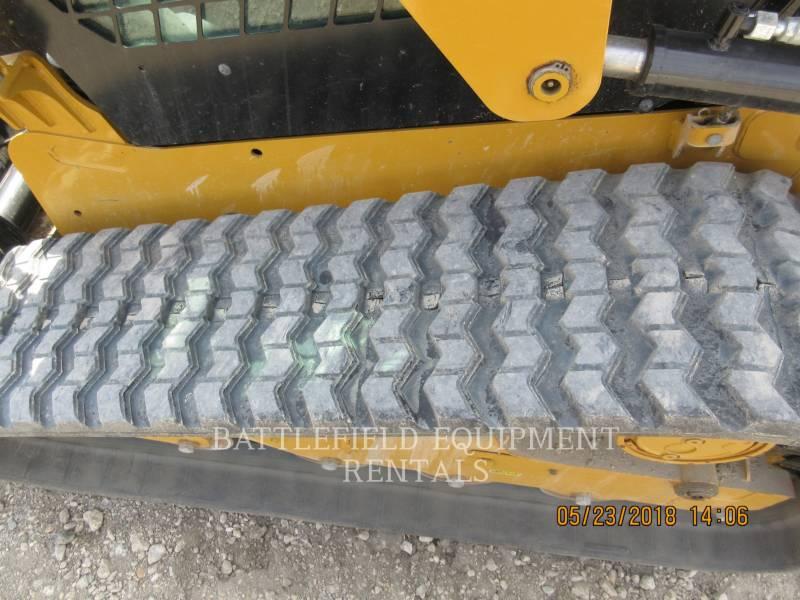 CATERPILLAR MULTI TERRAIN LOADERS 239D equipment  photo 11